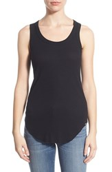 Women's Treasure And Bond Ribbed Racerback Tank