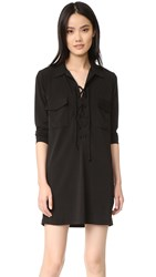 Young Fabulous And Broke Yfb Clothing Helen Dress Black