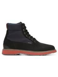 Swims Lace Up Boots Black
