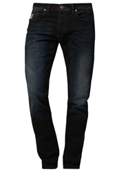 Ltb Darrell X Slim Fit Jeans Rivero Wash Dark Blue