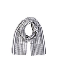 Kangra Cashmere Accessories Oblong Scarves Women Ivory