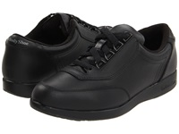 Hush Puppies Classic Walker Black Leather Women's Shoes