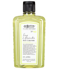 C.O. Bigelow Lime And Coriander Body Cleanser