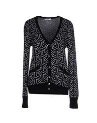 Equipment Femme Knitwear Cardigans Women Black