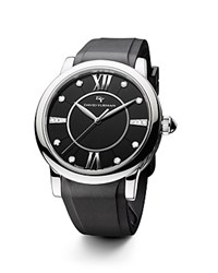 David Yurman The Rubber Classic Swiss Quartz Watch 38Mm