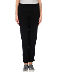 Scaglione Trousers Casual Trousers Women Black