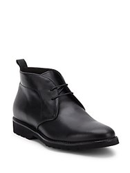Bruno Magli Suede Lace Up Shoes Black