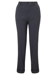Harris Wilson Viviane Straight Fit Trousers Marine