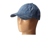 San Diego Hat Company Cth4113 Quilted Ball Cap Denim Caps Blue