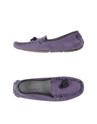 Swamp Moccasins Purple