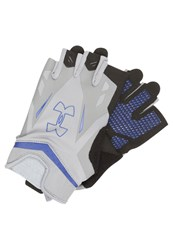 Under Armour Flux Fingerless Gloves Grey
