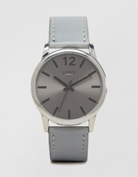 Limit Watch In Grey Exclusive To Asos Grey
