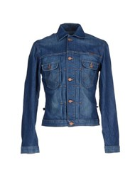 Wrangler Denim Denim Outerwear Men