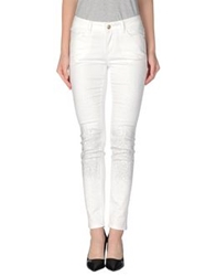 Guess By Marciano Denim Pants Coral