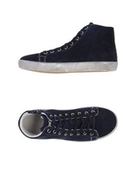 Cafe'noir Cafenoir High Tops And Trainers Dark Blue