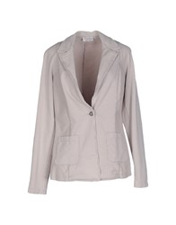 Twenty Easy By Kaos Suits And Jackets Blazers Women Dove Grey