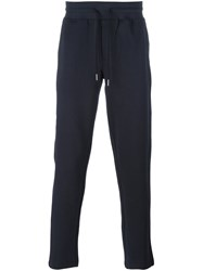 Moncler Relaxed Trousers Blue