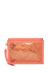 Urban Expressions Stacy Clutch Pink