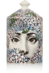 Fornasetti Ortensia Scented Candle Colorless
