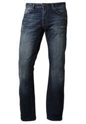 Ltb Paul Straight Leg Jeans Barney Wash Bleached Denim