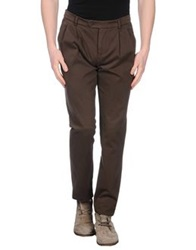 Brunello Cucinelli Casual Pants Dark Brown
