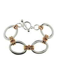 Indulgence Jewellery Chunky Chain Bracelet With T Bar