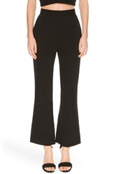 Women's Finders Keepers The Label 'On Your Own' High Rise Crop Flare Pants