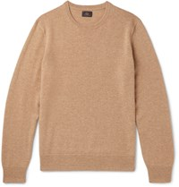 J.Crew Cashmere Sweater Light Brown