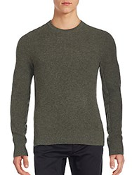 Rag And Bone Karen Cashmere Long Sleeve Sweater Olive