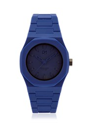 D1 Milano Monochrome Navy Mo 04 Watch