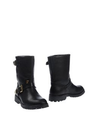 Supertrash Ankle Boots Black
