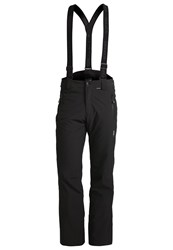Icepeak Noxos Waterproof Trousers Schwarz Black
