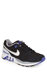 Men's Nike 'Air Stab' Sneaker Black White Persian Violet
