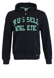 Russell Athletic Tracksuit Top Navy Blue