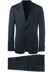 Z Zegna Two Piece Suit Grey