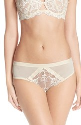 Women's Free People 'Daydreamer' Hipster Briefs Nude Combo