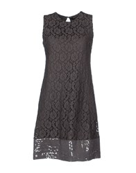 La Fee Maraboutee Dresses Short Dresses Women Grey