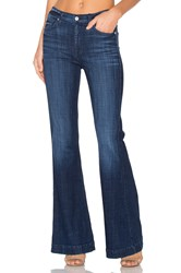 7 For All Mankind Ginger Bordeaux Broken Twill