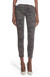 Women's Hudson Jeans 'Collin' Ankle Skinny Jeans Camo Print