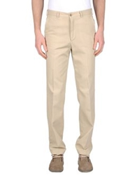 Henry Cotton's Casual Pants Dark Brown