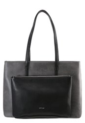 Matt And Nat Wes Tote Bag Dark Brown