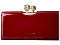 Ted Baker Kimmiko Oxblood Handbags Red