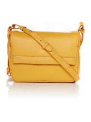 Radley Addison Yellow Small Cross Body Bag Yellow