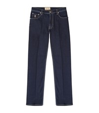 Stefano Ricci Tower Bridge Exclusive Straight Jeans Male