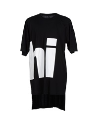 Barbara I Gongini T Shirts Black