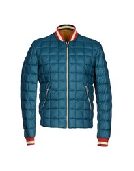 Montecore Coats And Jackets Down Jackets Men Deep Jade