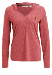 O'neill Marly Long Sleeved Top Sundried Tomato Red