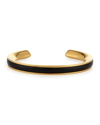 Signature Skinny Bangle With Black Horn Maiyet