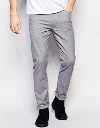 Wrangler Bostin Fit Chino Phantom Wash Grey