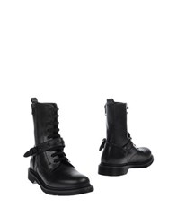 Atos Lombardini Footwear Ankle Boots Women Black